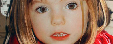Madeleine McCann Bild: dpa
