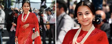 Vidya Balan's red carpet ruin