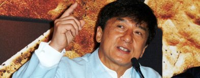 Jackie Chan (Yahoo! Photo)
