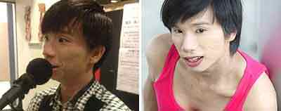 The Singaporean self-proclaimed singer says he tried to court a hundred girls but failed every time. (cinema online)