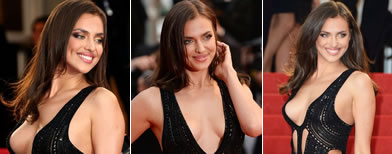 Foto: Irina Shayk (Getty Images)