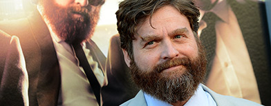 Zach Galifianakis (PA)