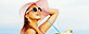 Woman in a beach (Fotolia)