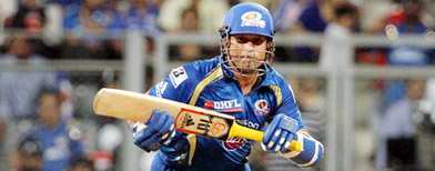 Has Sachin played last big match at home?