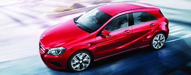 Mercedes launches the all new A-Class