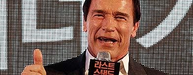 Schwarzenegger: 'I'll (really) be back'