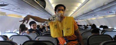 Foreigners bully Cebu Pacific cabin crew