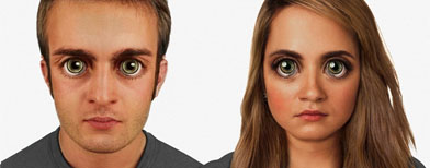 How humans will look like in 100,000 years