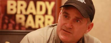 Dr. Brady Barr meets giant croc 'Surigao'