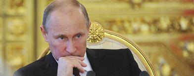 'Vladimir Putin stole my £16,000 ring'