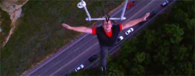 See the death-defying stunts of Wallenda