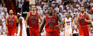 Look back at the 2013 NBA Playoffs