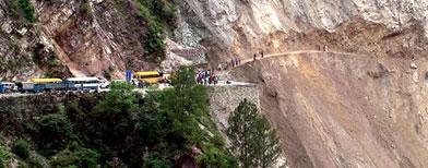 Uttarakahand: Land of faith and floods