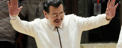 What Estrada has to do in Manila