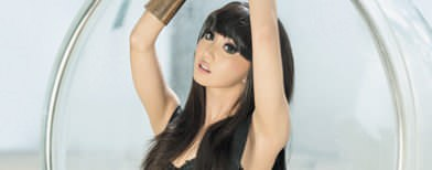 Alodia Gosiengfiao strikes a pose for FHM
