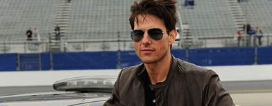 What Tom Cruise is crazy about