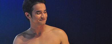 Who replaces JM as 'Pedro Calungsod'?