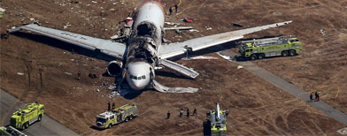 The pilot of the plane that crashed in San Franscisco had a lot of experience, but not with a Boeing 777.