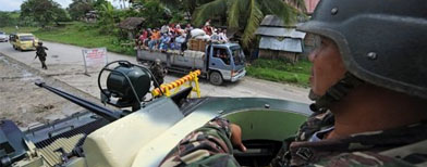 Seven dead in clash amid talks with MILF