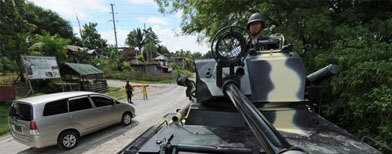 11 hostages held in Mindanao clan feud