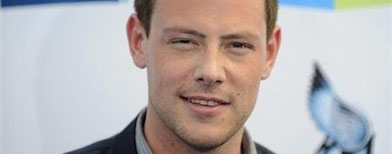 "Cory Monteith, who played heart rob Finn Hudson in TV series ""Glee"" is found dead in a hotel in Vancouver."