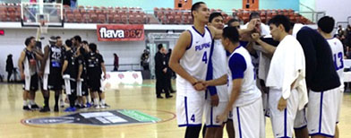 Gilas drops close game to all-star team