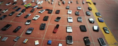 Scientists power mobile phone using urine