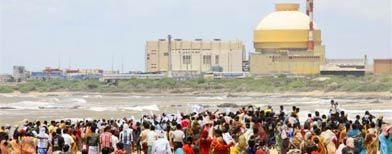 Koodankulam a looming nuclear disaster?