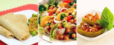 Top 5 diabetic-friendly recipes in 20 minutes