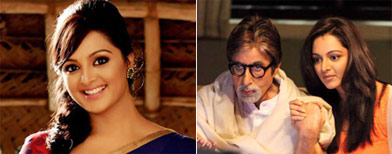 When Manju Warrier acted with Big B