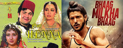 Bollywood's link with Pakistan