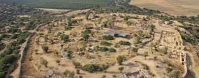 إسرائيليون يعلنون اكتشافهم لقصر النبي داوود,بوابة 2013 dawood1.jpg
