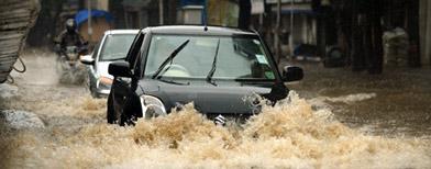 In pics: Heavy rain disrupts life in Mumbai
