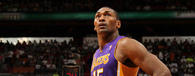 What Metta World Peace wants to stop