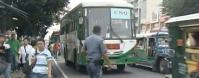 Bus operators question ban in Manila