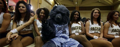 Indiana Pacemates make buzz in Manila
