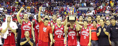 Barangay Ginebra names new coach