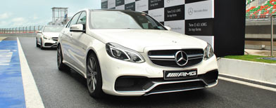 Mercedes launches E63 AMG at 1.29 crore