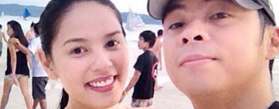 Chito admits 'private video' with Neri
