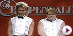 Saturday Night Live: Chippendales audition