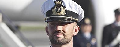 Salvatore Girone (Lapresse)