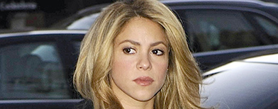 Shakira/ Grosby Group