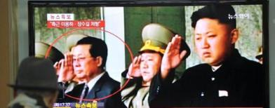 North Korea confirms that an uncle of supreme leader Kim Jong-un has been executed.