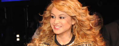 Paulina Rubio/ Getty Images