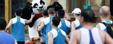 2013 Singapore Standard Chartered Marathon (Getty Images)
