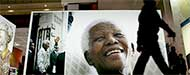Nelson Mandela / Getty Images