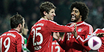 Bayern put on attacking masterclass, firing seven goals