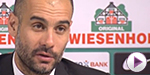 Pep Guardiola: 'I have faith in Spain'