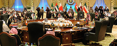 Gulf leaders ask Iran to prove its intentions. Photo: IANS
