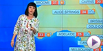 Katy Perry is now a meteorologist?